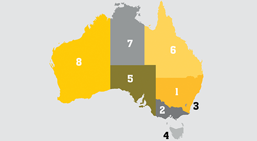 State of the States - CommSec
